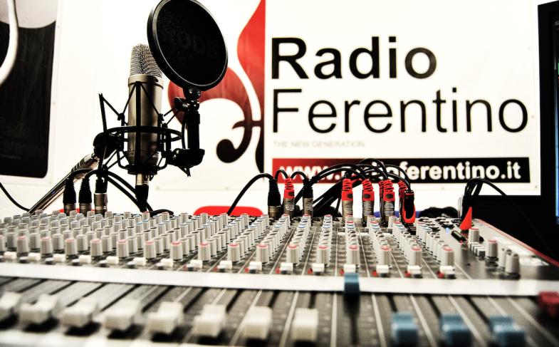 On line il nuovo sito di Radio Ferentino !