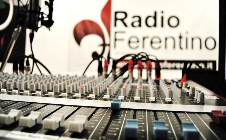 Play Music, play Radio Ferentino