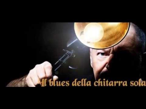 """VASCO ROSSI,  """"IL BLUES DELLA CHITARRA SOLA""""  Nuovo Singolo che anticipa il film."""
