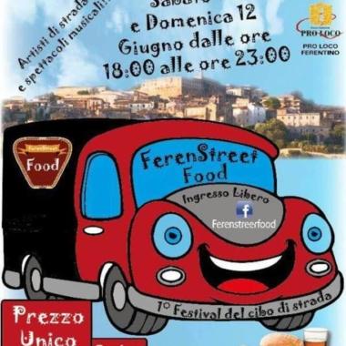 """""""Ferenstreetfood"""": 1° festival del cibo di strada!"""
