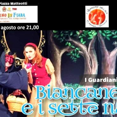 """Ferentino in Fiaba…la magia continua con """"Biancaneve e i sette nani"""""""