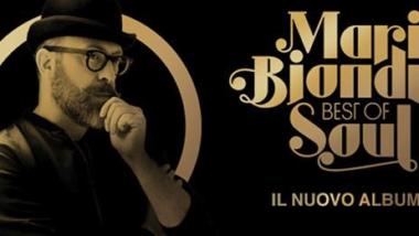 "Mario Biondi: Il nuovo album ""Best of Soul"""