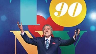 "Tony Bennett, il 16 dicembre esce l'album ""Tony Bennett celebrates 90"""