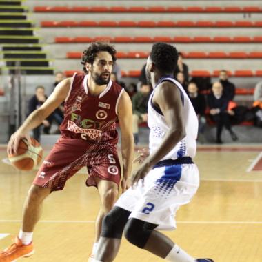Eurobasket Roma 78 – FMC Ferentino 72