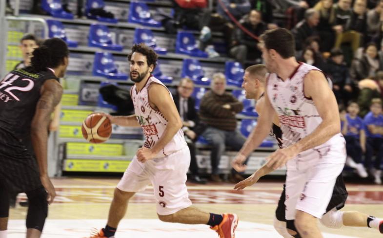 FMC Ferentino 63 – Legnano 72