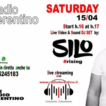 "Podcast Video DJ Set – ""SILO"""