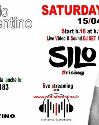 """Podcast Video DJ Set – """"SILO"""""""