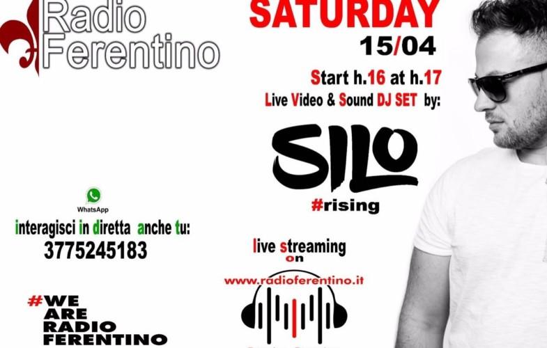 SILO LIVE SU RADIO FERENTINO