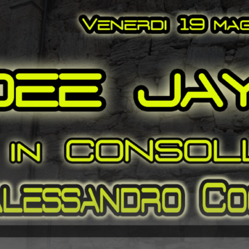 Podcast Video DJ Set ALESSANDRO COCCO