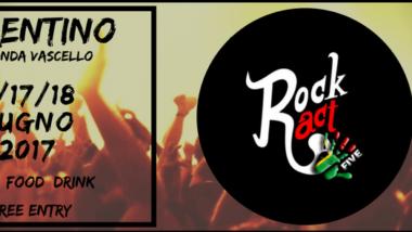 ROCK ACT 5 2017 – BOB MARLEY Celebration Days
