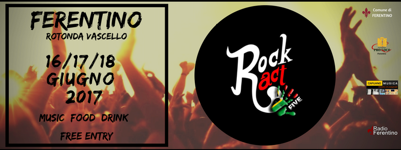 ROCK ACT 5 2017 – BOB MARLEY Celebration Days