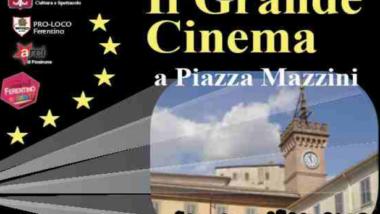RASSEGNA IL GRANDE CINEMA A PIAZZA MAZZINI- LA LA LAND