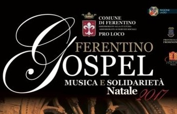 FERENTINO GOSPEL 2017 – VINCENT BOHANAN & THE SOUND of VICTORY.