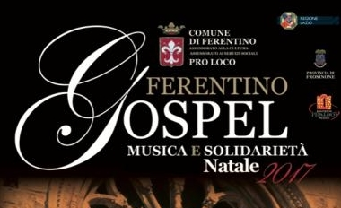 FERENTINO GOSPEL 2017 – VINCENT BOHANAN & THE SOUND of VICTORY.