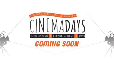 CINEMADAYS EMOZIONI PER TUTTE LE STAGIONI