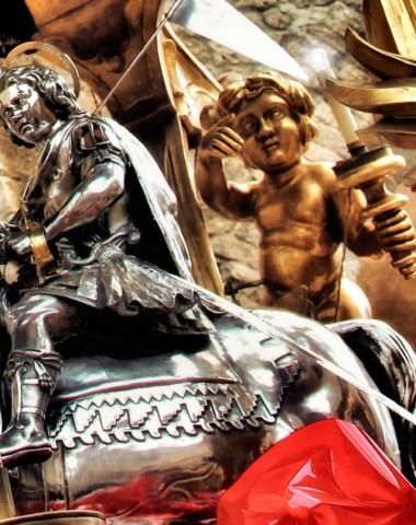 """""""GUARDA"""" SU RADIO FERENTINO LA DIRETTA DELLE CELEBRAZIONI RELIGIOSE IN ONORE DI S.AMBROGIO."""