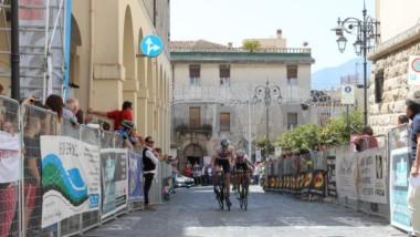 Il campano Luca Russo (D'Aniello Cycling Wear) vince il 5° Trofeo Citta' di Ferentino. Lorenzo Germani (Velosport Ferentino) si conferma campione regionale del Lazio
