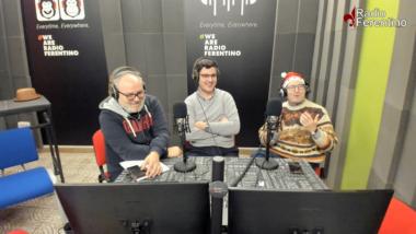 Andrea Valenti Martinez Ospite a FAIR PLAY su Radio Ferentino