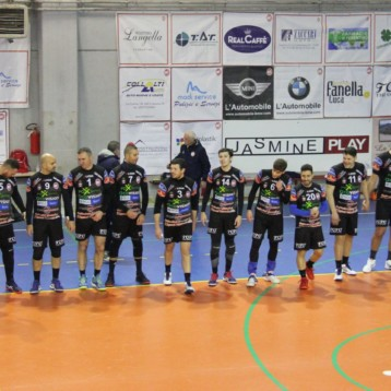 I VIDEO DELL'INCONTRO TRA IL VOLLEY FERENTINO E LO SPORTING FAITI