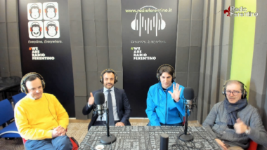 DUE CAMPIONI DEL GOLF E DEL NUOTO OSPITI A FAIR PLAY