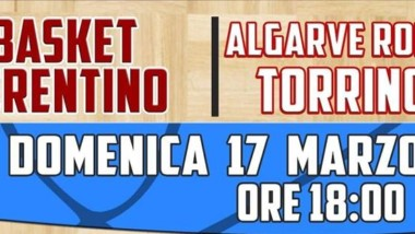 BASKET FERENTINO 1977 vs ALGARVE ROMA TORRINO