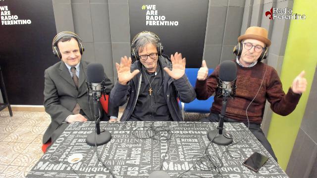Don Aniello Manganiello Ospite a Fair Play su Radio Ferentino