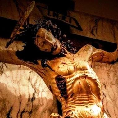 #VenerdìSanto a Ferentino il video della XIV STAZIONE DELLA VIA CRUCIS