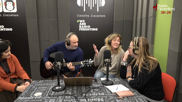 Il Ferentino Folkstudio è On Air su Radio Ferentino