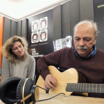 Il maestro Giovanni Pelosi Ospite al Folkstudio On Air