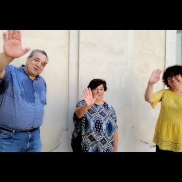 WELCOME TO CIOCIARIA – PRESENTAZIONE DI LEDA VIRGILI