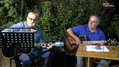 Mario Moriconi e Mauro Coccia ospiti a Musica…Musica Estate 2020
