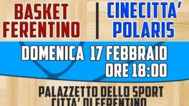 BASKET FERENTINO 1977 vs CINECITTA' BK POLARIS