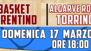 BASKET FERENTINO 1977 vs ALGARVE ROMA TORRINO