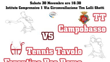 FERENTINO BCC ROMA vs CAMPOBASSO