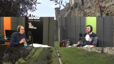 LA NOSTRA VOCE con A. Andrelli, ospite Franco Cecchetti Gruppo Archeologico Volsco di Ferentino