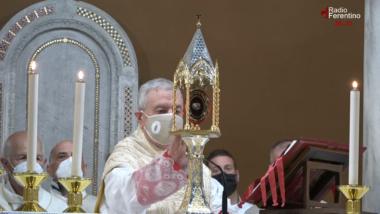 Sant'Ambrogio Martire 2021 – Santa Messa del 25-04-2021
