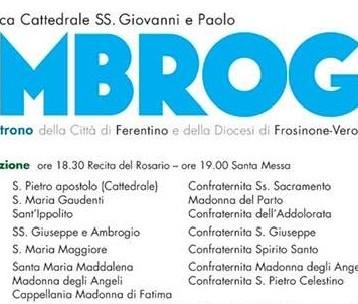 SANT'AMBROGIO MARTIRE 2021
