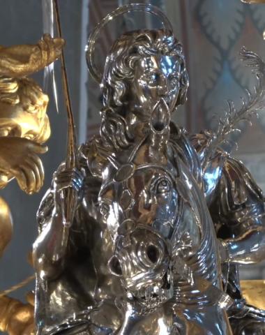 Sant'Ambrogio Martire 2021 – Viglia della Festa, Celebrazione Dei Vespri Solenni