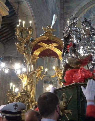Sant'Ambrogio Martire 2021 – Santa Messa del 30-04-2021 delle ore 11:00