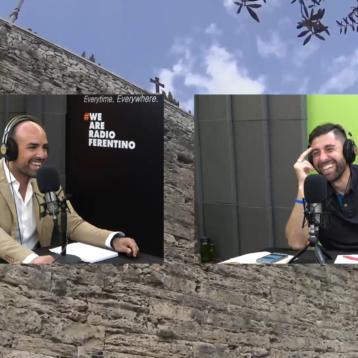 LA NOSTRA VOCE con A. Andrelli, ospite Giuseppe Virgili