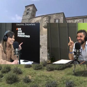 LA NOSTRA VOCE con A. Andrelli, ospite Angelica Schietroma