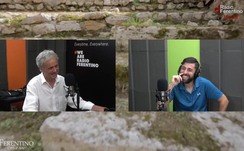 LA NOSTRA VOCE con A. Andrelli, ospite Piergianni Fiorletta